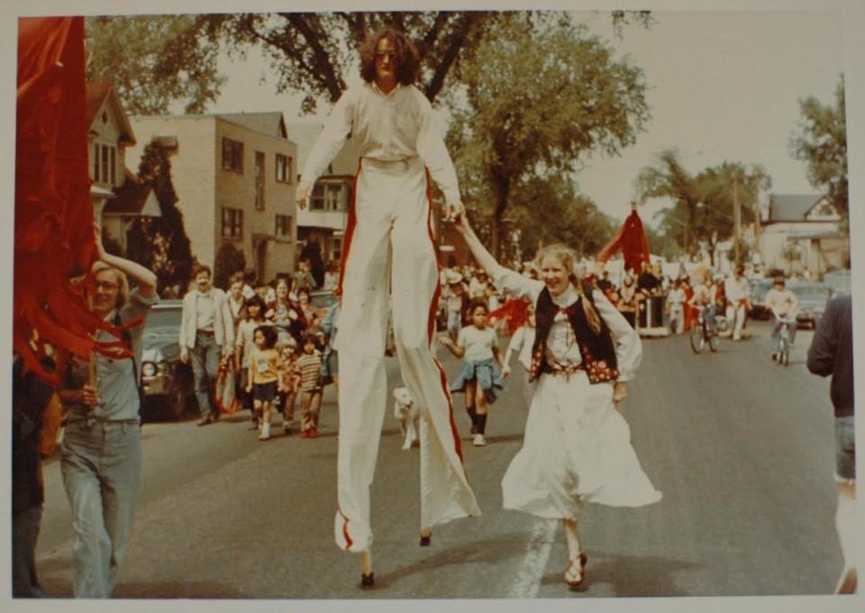 MayDay 1977