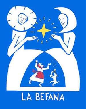 La Befana at HOBT