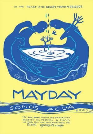 HOBT MayDay poster 2007