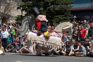 Parade-Horseman