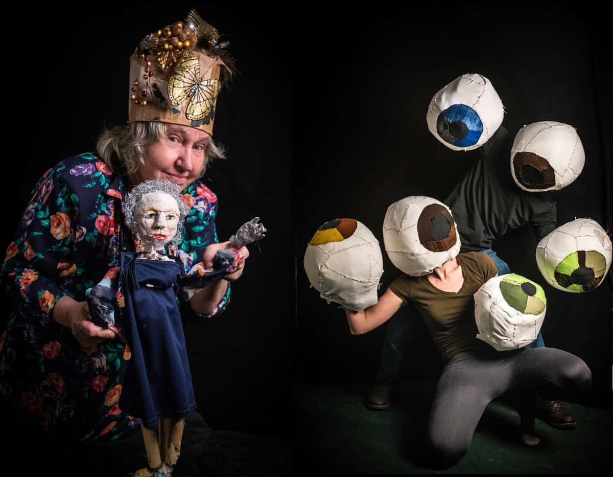 Puppets by Patty Gille and Allison Osberg