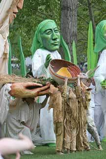 MayDay Ceremony 2006