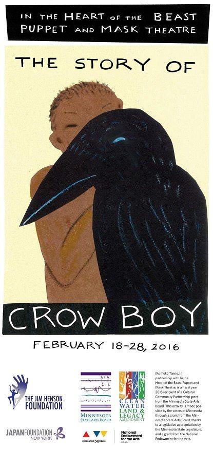 Story of Crow Boy