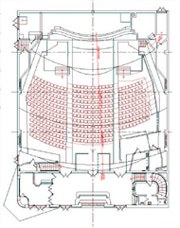 Avalon Theatre Floor Plan