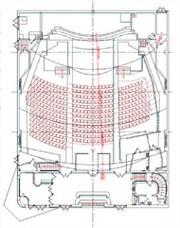 Avalon Theatre Floor Plan