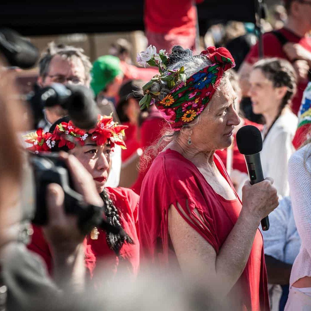 Sandy Ceremony2