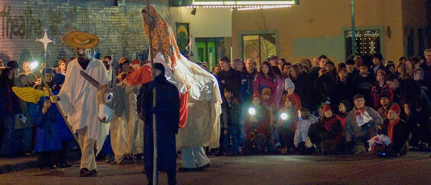 La Natividad - photo: Bruce Silcox