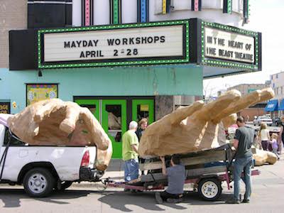 MayDay 2016 Workshop photos, #25 - photo: Alan Wilfahrt