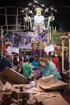 MayDay 2016 Workshop photos, #3 - photo: Bruce Silcox