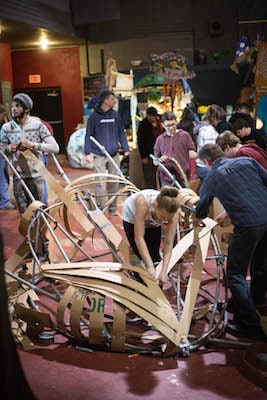 MayDay 2016 Workshop photos, #12 - photo: Bruce Silcox