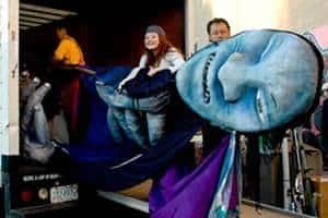 HOBT puppet wranglers