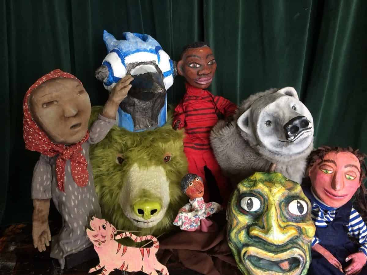 The Enchanting World of Puppets